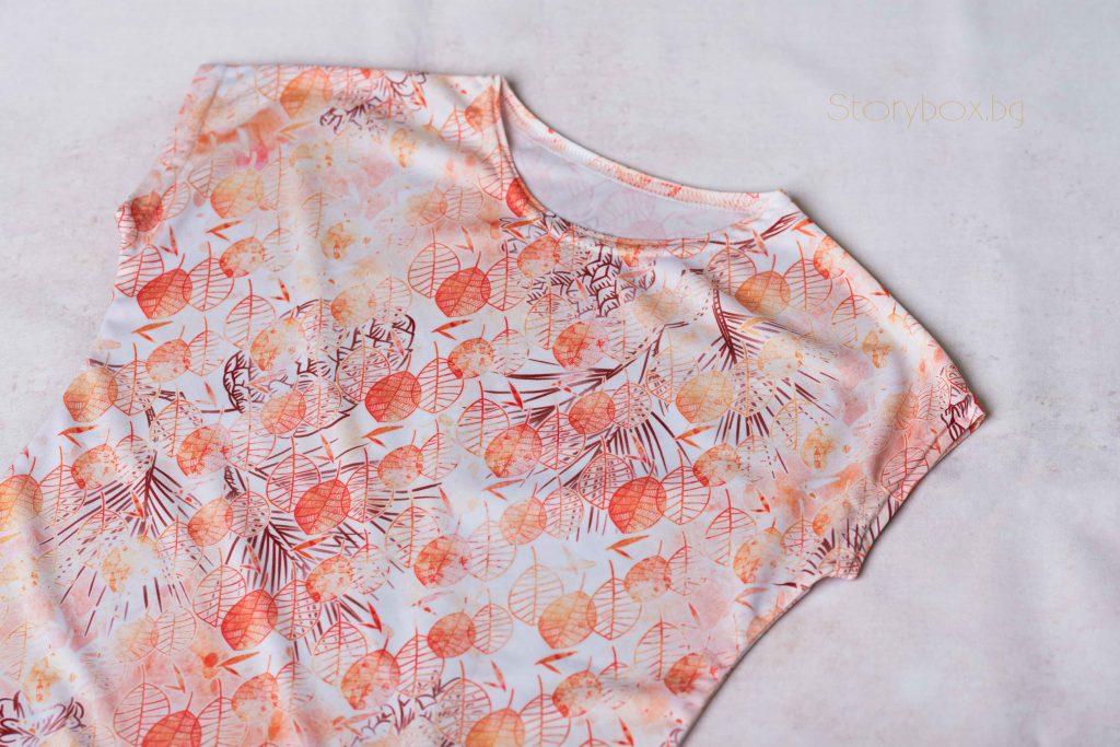 Sublimation-t-shirt