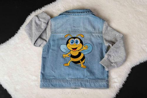 Bee Embroidery SB