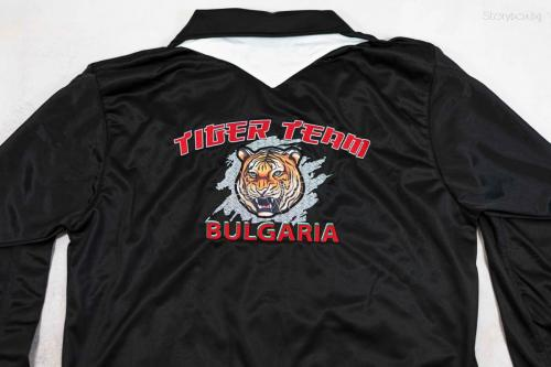 Embroidery and sublimation